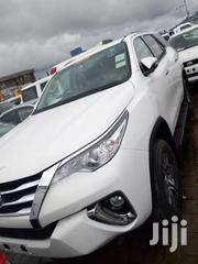 New Toyota Fortuner 2018 White | Cars for sale in Central Region, Kampala
