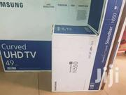 New Samsung 49inches Smart And Samsung Soundbar | TV & DVD Equipment for sale in Central Region, Kampala