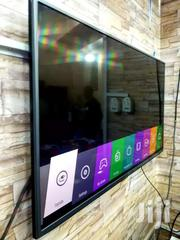 43inches LG Webos Digital/Satellite Flat Screen TV | TV & DVD Equipment for sale in Central Region, Kampala
