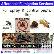 Fumigation Services And Pest Control | Automotive Services for sale in Central Region, Kampala