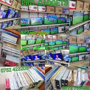 NEW Flat Screen LED TVS PROMOTION Wit FREE HDMI Or Banana Cables | Laptops & Computers for sale in Central Region, Kampala