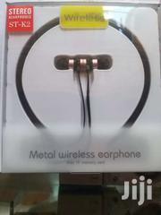 Metal Wireless Earphones | Clothing Accessories for sale in Central Region, Kampala