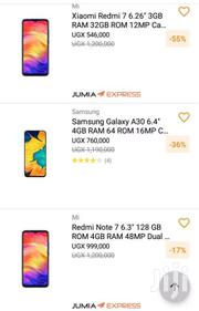 Redmi 7, Galaxy A30, Redmi Note 7 | Mobile Phones for sale in Central Region, Kampala