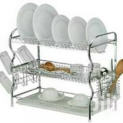 Dish Rack Drainer 3 Layers Silver | Kitchen & Dining for sale in Central Region, Kampala