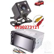 Car Radio With Free Reverse Camera Installed | Vehicle Parts & Accessories for sale in Central Region, Kampala