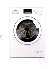 Hisense WFDJ7010 - 7KG Front Load Washer - White | Kitchen Appliances for sale in Central Region, Kampala