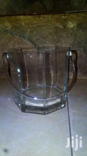 Table Top Glass Ice Bucket | Home Accessories for sale in Central Region, Kampala
