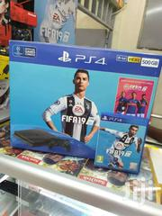 Brand New Playstation4 Slim With FIFA19   Video Game Consoles for sale in Central Region, Kampala
