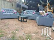 Top Timber Sofa Set With Table Available | Furniture for sale in Central Region, Kampala
