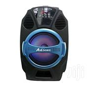 Ailiang AH8AK Rechargeable Woofer Speaker - Black, Blue | Audio & Music Equipment for sale in Central Region, Kampala