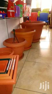 Plastic Round Flower Pots | Home Accessories for sale in Central Region, Kampala