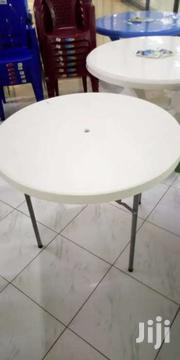Round Foldable Table For Restaurant | Commercial Property For Sale for sale in Central Region, Kampala