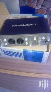 M -AUDIO  FASST TRACK PRO SOUND CARD | Musical Instruments for sale in Central Region, Kampala