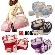 Baby Diaper Bag 5 In 1   Children's Clothing for sale in Central Region, Kampala