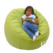White Label  Single Seater Deluxe Bean Bag - Green | Commercial Property For Sale for sale in Central Region, Kampala