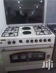 90x60 Blueflame Rustic 4 Gas 1 Electric Cooker | Kitchen Appliances for sale in Central Region, Kampala