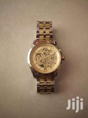 Omega Mechanical Skeleton Automatic Watch | Watches for sale in Central Region, Kampala