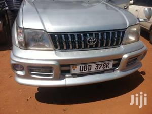 Toyota Land Cruiser Prado TX On Ubd