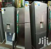 Hisense 341 Litres Water Dispenser Double Door Refrigerator | Kitchen Appliances for sale in Central Region, Kampala