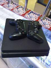 PS4 SLIM (PLAYSTATION 4) WITH 2PADS | Video Game Consoles for sale in Central Region, Kampala