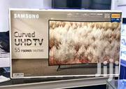 55inches Curved Samsung Smart UHD 4k TV | TV & DVD Equipment for sale in Central Region, Kampala