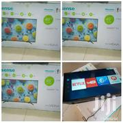 49 Inches Led Hisense Smart Flat Screen | TV & DVD Equipment for sale in Central Region, Kampala
