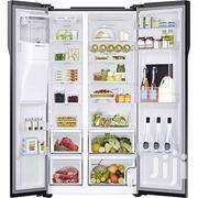 Samsung Fridge 547L Water Dispenser, Home Bar Refrigerator -silver | Kitchen Appliances for sale in Central Region, Kampala
