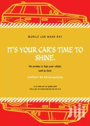 Mobile Car Wash Bay | Automotive Services for sale in Central Region, Kampala
