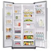 Samsung Fridge Rs52n3b13s8with Digital Inverter Technology 520 L Inox | Kitchen Appliances for sale in Central Region, Kampala