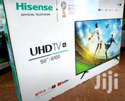 50' Hisense  Smart UHD 4k Digital TV | TV & DVD Equipment for sale in Central Region, Kampala