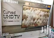 New 55inches Samsung Curved Smart UHD 4k TV | TV & DVD Equipment for sale in Central Region, Kampala
