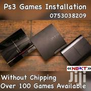 Games Installing Without Chipping On Sony Playstation 3 Game Consoles | Video Game Consoles for sale in Central Region, Kampala