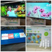 49 Inches Led Hisense Smart Flat Screen   TV & DVD Equipment for sale in Central Region, Kampala