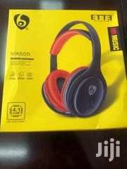 Ette Wireless Headphones , MX555 | Clothing Accessories for sale in Central Region, Kampala