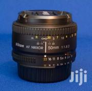 Nikkor 50mm F1.8 Lens | Cameras, Video Cameras & Accessories for sale in Central Region, Kampala
