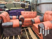 Ready To Take Leather Sofa Set   Furniture for sale in Central Region, Kampala