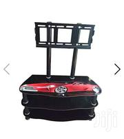 City Gadge TV Stand - Black,Red | Furniture for sale in Central Region, Kampala