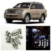 White Car Led Interior Light Bulbs Package Kit For Landcruiser | Vehicle Parts & Accessories for sale in Central Region, Kampala