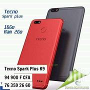 Colosal Tecno Spark Plus K9 Revealing Smartphone | Mobile Phones for sale in Central Region, Kampala