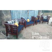 Wooden Simple Sofas For Order | Furniture for sale in Central Region, Kampala