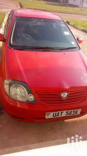 Toyota Allex   Cars for sale in Central Region, Kampala
