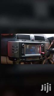 Universal Touch Screen Radio Installed In Mark X   Vehicle Parts & Accessories for sale in Central Region, Kampala