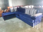 Simple L Shape With Sofa Bed | Furniture for sale in Central Region, Kampala