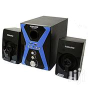 Globalstar Home Speaker System 2000W Black, Blue | Audio & Music Equipment for sale in Central Region, Kampala