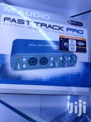 M-AUDIO ,FAST TRACK PRO SOUND CARD | TV & DVD Equipment for sale in Central Region, Kampala