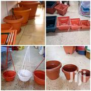 Plastic Flower Pots At Wholesale Price | Home Accessories for sale in Central Region, Kampala