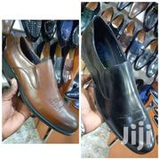 Brand New Men's Office Shoes Pure Leather And Rubber | Clothing for sale in Central Region, Kampala