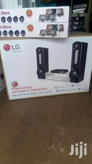 LHD 667 LG Powerful Bass With Inbuilt Sub Woofers | TV & DVD Equipment for sale in Central Region, Kampala