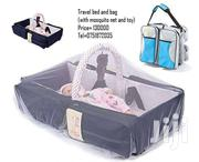 Baby Travel Bed And Bag With Net | Children's Furniture for sale in Central Region, Kampala