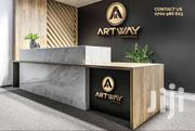 3D SIGNS, SIGNAGE & INTERIOR DESIGN | Automotive Services for sale in Central Region, Kampala